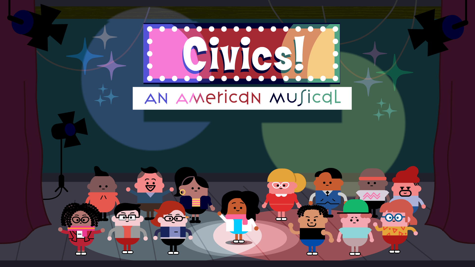 Civics Title Screen